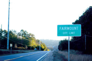 Fairmount city limits