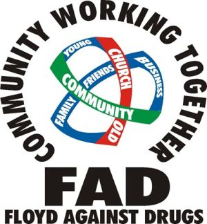 Founder of Floyd Against Drugs wants county partnership in hopes to get federal grant