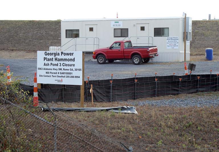 Environmentalists question Georgia Power coal ash closure plans
