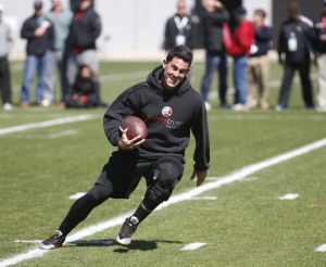 UGA FOOTBALL: Murray hopes pro day workout eases NFL draft concerns