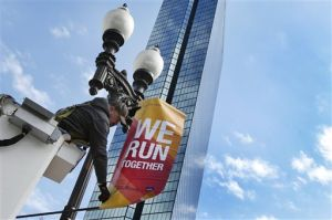 Boston prepares for huge wave of marathon visitors