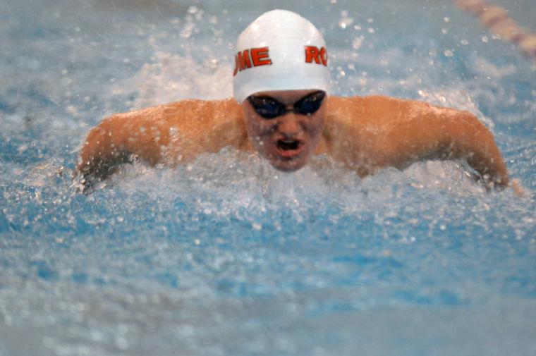 Darlington hosts Creekview, Rome in swimming
