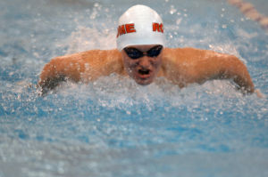 Darlington hosts Creekview, Rome in swimming