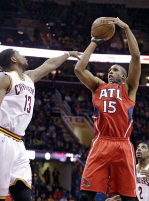 Al Horford, Tristan Thompson