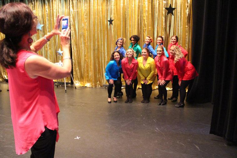 Fundraiser by Tricia Steele : Rome Celebrity Dance Challenge