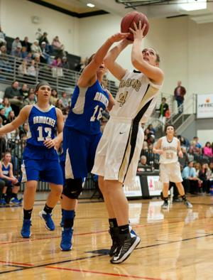 Armuchee @ Pepperell Girls Basketball