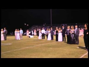 Coosa wins big for homecoming over Dade County 26-0