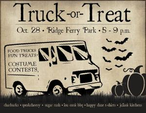 RFPRD invites community groups to be vendors at Truck or Treat
