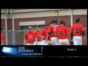 Pepperell, GAC split in first round of the Class AA Playoffs