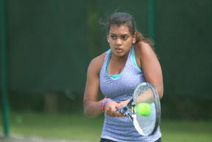 Tennis: Lady Tigers fall short in 2nd round
