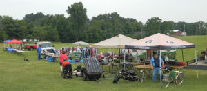 Highway 27 Yard Sale begins
