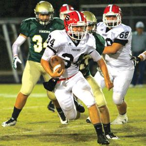 FOOTBALL: Sonoraville, Gordon Central looking for bounceback win in County rivalry