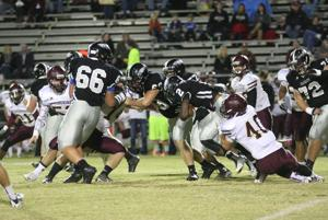 FOOTBALL: Ware powers Coosa to 6th straight win with 21-6 victory against Wolverines