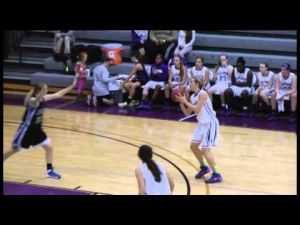 Darlington Lady Tigers get big win at home over Model 57-31