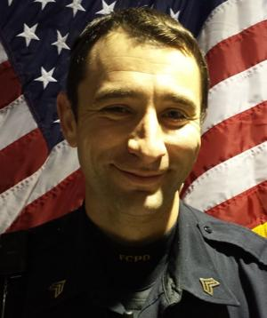 Floyd County Police Department Sgt. Baker Harbin