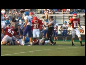Sonoraville rises to occasion with 21-17 scrimmage win over Armuchee