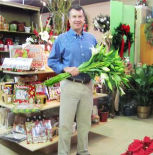 Bussey's Florist & Gifts provides feeling of home