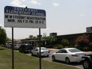 City manager says there are no plans for Southeast Elementary
