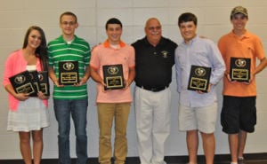RHS players earn awards