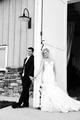 Mr And Mrs Jacob Mitchell Brumlow The Bride Is The