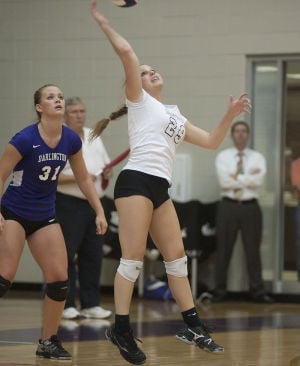 Volleyball Harton Vaughn Named Players Of The Year