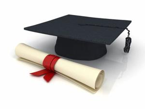 Graduations, president's and dean's lists, scholarships