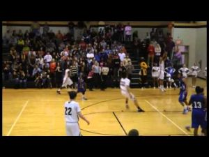 Calhoun boys knocked out of state tournament in 73-70 loss to Manchester