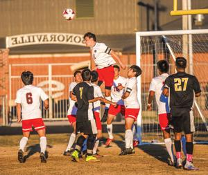 SOCCER: Talented foursome leads Calhoun Times All-County Team