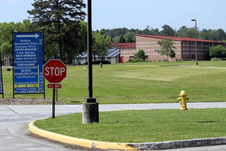 Former Northwest Georgia Regional Hospital property