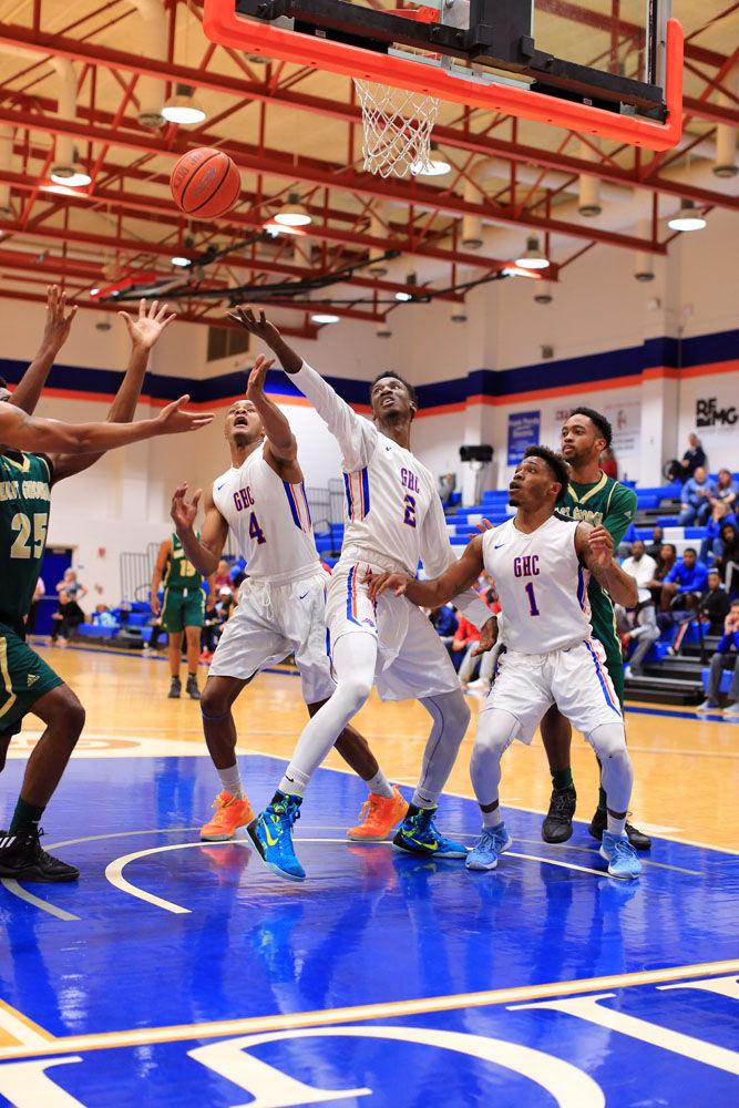 GHC Basketball
