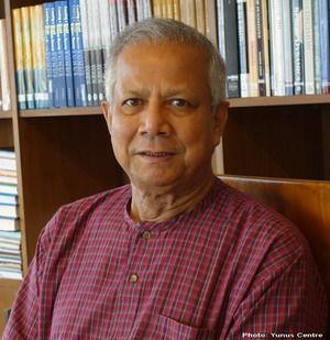 <p>Muhammad Yunus</p>