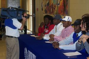 Gordon Central Signing Day