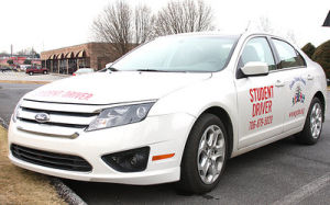 Gordon County School offers driver's education classes