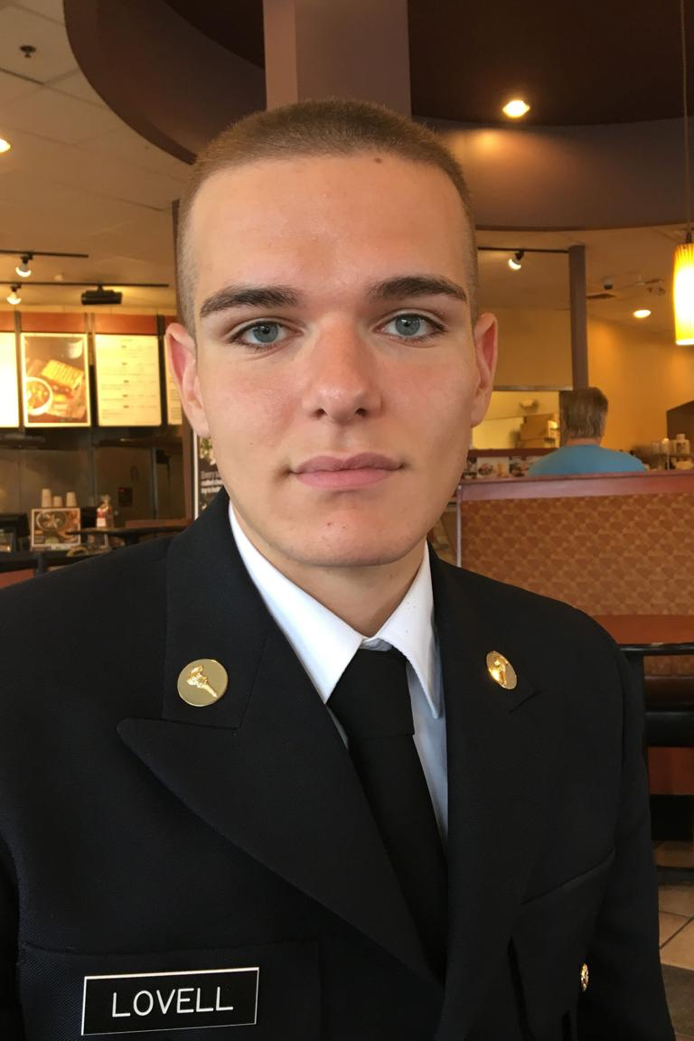 Pepperell graduate gets appointment to U.S. Naval Academy