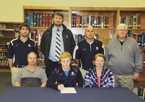 WRESTLING: Jonathan Ragsdale becomes Gordon Lee's first Division I signee