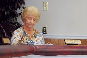 Cedar Bluff Mayor Resigns