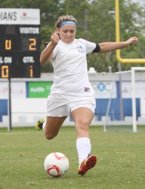 Girls Soccer: Armuchee v. Lovett