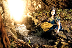 <p>Interact with beloved characters like Snow White at Fairytale Nights, March 27-April 19.</p>