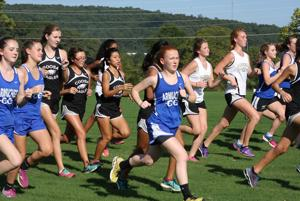 CROSS COUNTRY: Floyd County teams take to the GHC course ahead of Saturday's race
