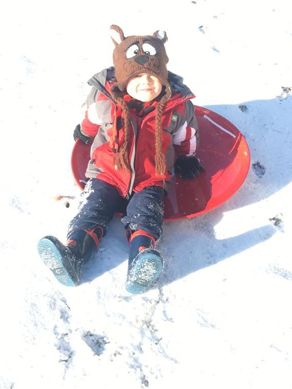 Polk County winter weather Jan. 2017