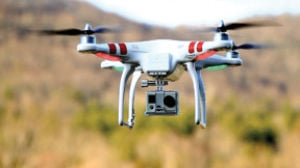 <p>The Ringgold Convention and Visitors Bureau recently allocated funds to purchase a Chinese-made Phantom Drone in order to capture overhead video footage and pictures of city events.</p>