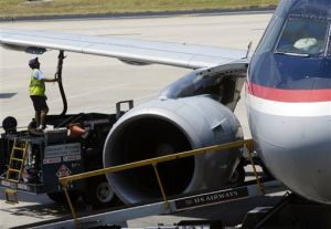 Why high oil prices are actually good for airlines