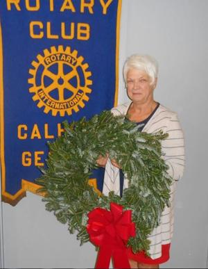 Reminder: Rotary Christmas Wreaths on sale now