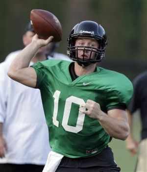 Many ACC teams set to open with unproven QBs