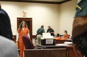 Judge: Michelle Reynolds' children can visit her in prison once they are adults
