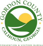 Information from the Gordon County Convention and Visitor's Bureau
