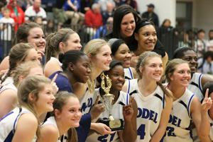 BASKETBALL: Lady Devils sew up region title with win vs. Armuchee