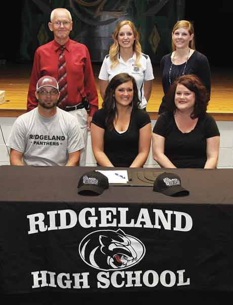 VOLLEYBALL: GNTC signs Ridgeland's Layna Jenkins