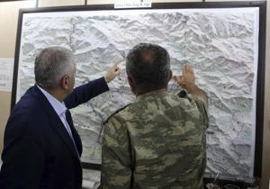 Turkey escalates campaign against Syrian Kurds