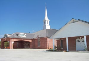 New Victory Baptist Church sanctuary completed